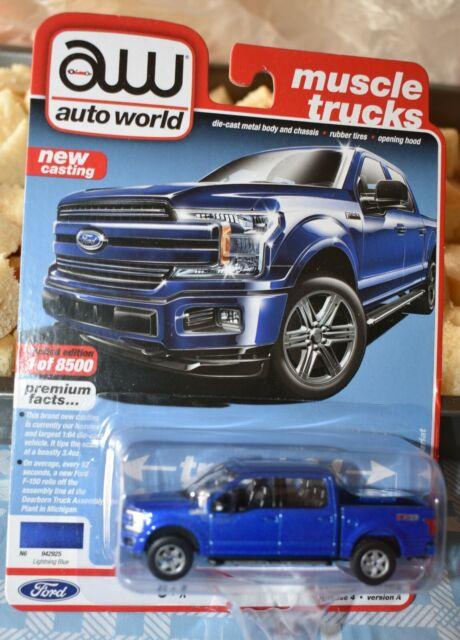 Ford Lightning 2018 : lightning, World, Muscle, Trucks, F-150, Lariat, Lightning, Online