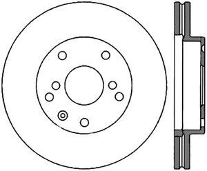C-TEK Standard Disc Brake Rotor-Preferred fits 1999-2002