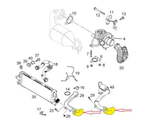 Intercooler per auto Brand NEW Nissan Primastar 2.0 dCi 90