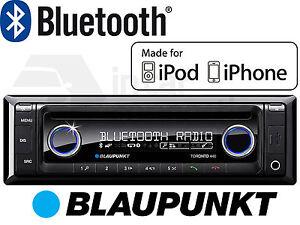 Blaupunkt Toronto 440 BT Bluetooth car stereo radio CD