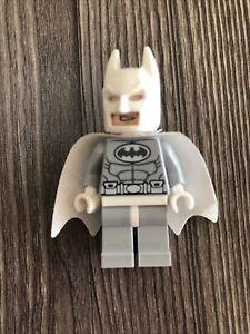 White Batman Lego : white, batman, Batman, Minifigure, Authentic, Super, Heroes, Artic, White