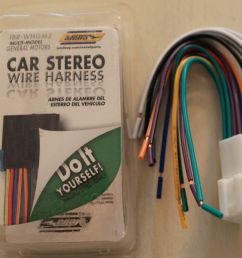 metra ibr whgm2 wiring harness for most 1987 2005 gm vehicles new n1 for sale online [ 1600 x 1065 Pixel ]
