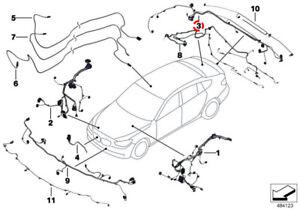 BMW 5' 7 Series F07 LCI F10 & LCI F11 LCI F01 LCI F02 LCI