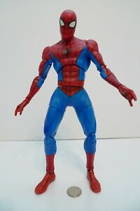 Super Poseable Spider Man : super, poseable, spider, Amazing, Spider-Man,, Super, Poseable, Spider-Man, Figure-, 2005,, ToyBiz