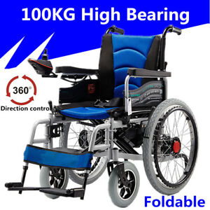electric wheel chairs accent tub chair portable folding power wheelchairs elderly disabled scooter image is loading