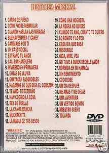 details about dvd salsa