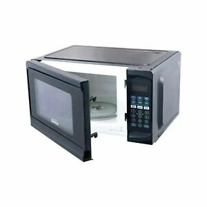 details about nib sunbeam 0 7 cu ft 700 watt microwave oven black sgcmv807bk 07