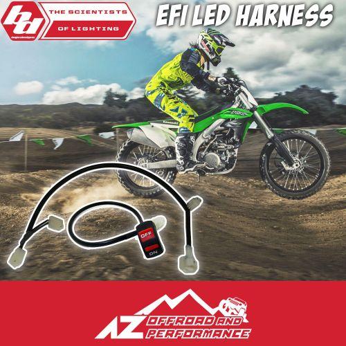 small resolution of baja designs kawasaki kx250f kx450f 09 led light wiring harness