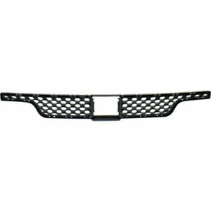 NEW TEXTURED BLACK FRONT BUMPER GRILLE FITS 2011-2013