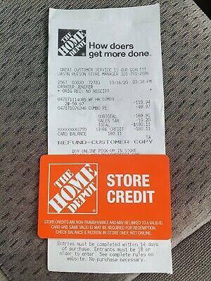 Home Depot Store Credit Balance : depot, store, credit, balance, Depot, Store, Credit