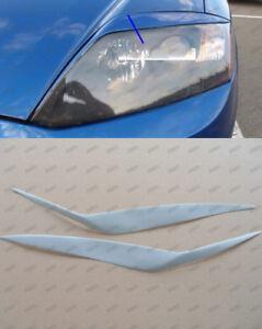2006 Hyundai Tiburon Headlights : hyundai, tiburon, headlights, Unpainted, Headlight, Eyelids, Eyebrows, 2003-2006, Hyundai, Coupe, Tiburon