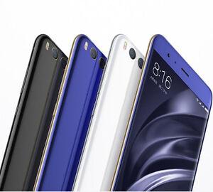 "Xiaomi 6 Mi6 M6 6GB 64GB Octa Core Snapdragon 835 4G LTE Mobile Phone NFC 5.15"""