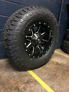 33 Tires On 17 Rims : tires, Maverick, Wheel, Package, Wrangler