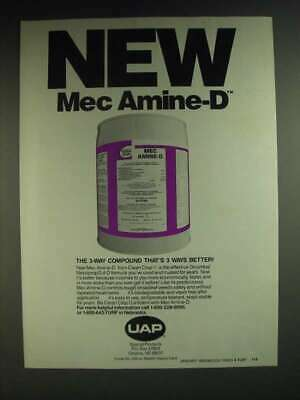Mec Amine D Label : amine, label, Clean, Anime-D, Amine-D