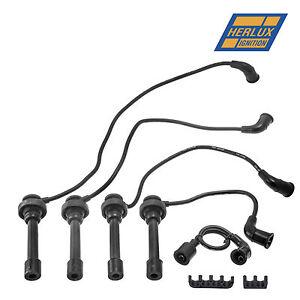 New Spark Plug Wire Set Herko Automotive WMIT06 For