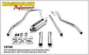 1997-2003 Ford F-150 V8 5.4L V8 4.6L Magnaflow Cat-Back