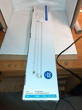 kichler 4u series led 22 3000k under cabinet in textured white