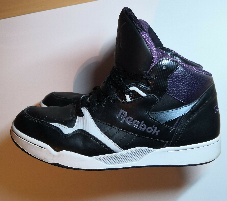Reebok Turnschuhe 44 Samy Deluxe Edition Selten Weiß Schuhe
