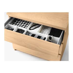 details sur ikea skubb set de 6 tiroir rangement boites de rangement armoire same day dispatch afficher le titre d origine