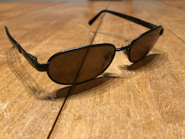 Persol 2079-S Sunglasses Brown Oval Frames 54[]18 594/47 135 | eBay