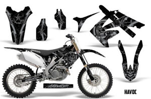 Honda CRF250R Dirt Bike Graphic Sticker Kit MX Decal Wrap