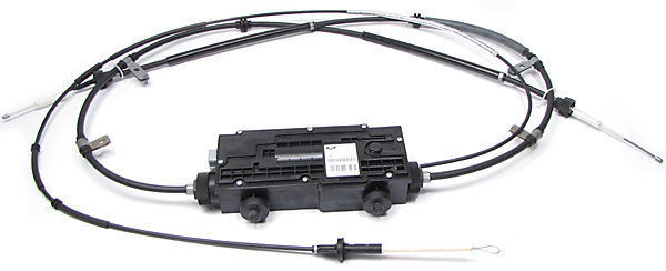 Land Rover Parking Brake Cable and Actuator (LR019223) for