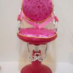Doll Salon Chair Outdoor Patio Cushions Target Our Generation Beauty Hot Pink Fits 18 American Girl Image Is Loading