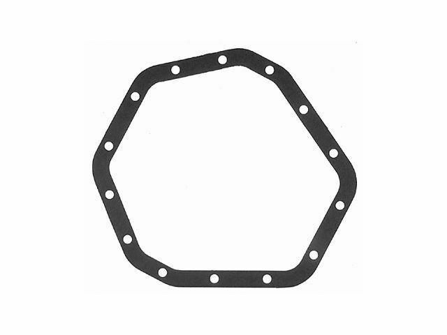 For 1988-1999 Chevrolet K2500 Axle Housing Cover Gasket