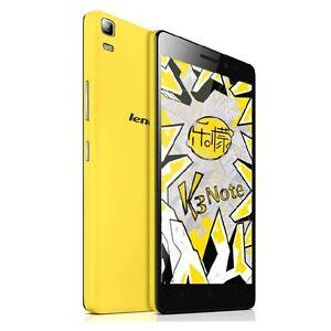 "Lenovo K3 Note 4G LTE SmartPhone MTK6752 Octa Core Android 5.0 5.5"" FHD 2GB+16GB"