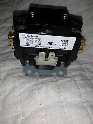 Packard C230b : packard, c230b, Packard, C230B, Contactor, Voltage,, Double, 840899100357