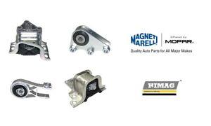 N° 4 Supporti Motore Magneti Marelli Fiat Ducato 250,290