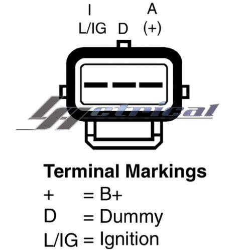 Charging & Starting Systems ALTERNATOR REPAIR PLUG HARNESS