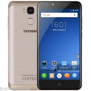 DOOGEE Y6C Dual SW 13.0MP Android 6.0 5.5 inch 4G Smartphone Unlocked 2GB+16GB