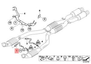 Genuine BMW E60 REGULATING Lambda Probe Oxygen Sensor