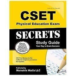 CSET Physical Education Exam Secrets Study Guide CSET Test Review