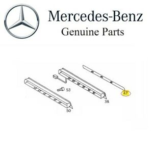 For Mercedes-Benz R129 SL600 1996-2002 Third Brake Light