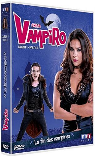 Chica Vampiro : chica, vampiro, Chica, Vampiro, Saison, Partie, Vampire, Malgré, BLISTER, Online