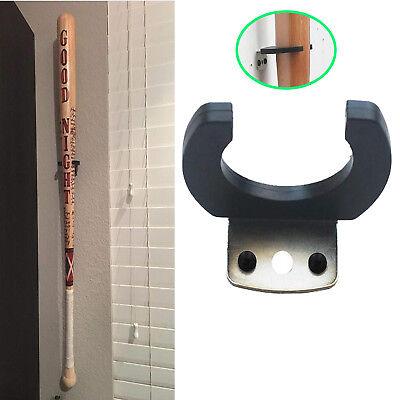 baseball bat rack softball bat holder fence wall display ball storage organizer ebay