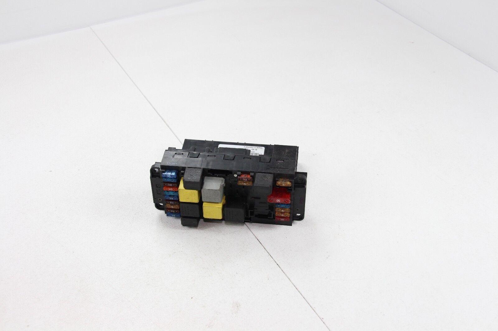 hight resolution of mercedes w209 under bonet sam fuse box module unit 2095451101