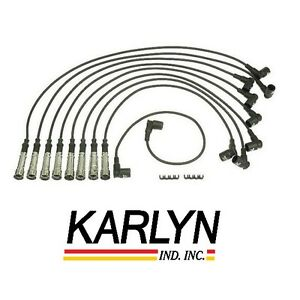 For Mercedes 420SEL 560SEC 560SEL Spark Plug Wire Set
