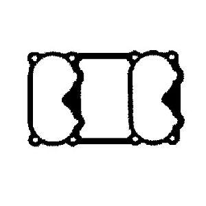 Gasket, Inner Air Box Yamaha V4 115-130hp 6E5-14483-A1-00