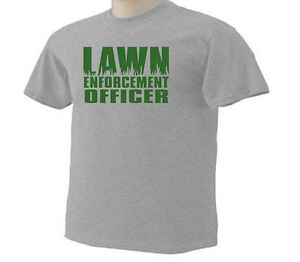 landscaper lawn enforcement officer