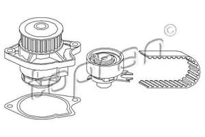 Water Pump & Timing Belt Kit Fits SEAT Cordoba Ibiza VW