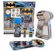 dc comics bath tin set