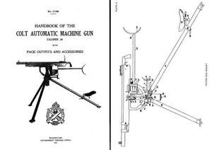 Colt-Browning 1917- M1895 .30 cal Machine Gun (Potato
