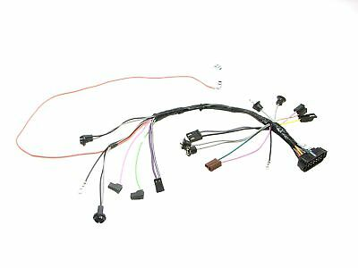 1969 Camaro Console Wiring Harness Automatic w/Console