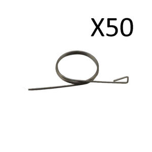 50X Recoil Rewind Starter Pawl Spring 4 Husqvarna 340 345