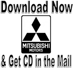 Mitsubishi 4G15, 6G7, 4G1, 6G72 Engine Service Manual on