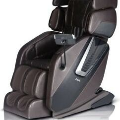 Best Zero Gravity Massage Chair Pink Desk Target Electric Chairs Ebay Ic Space Shiatsu Recliner Head Sliding Full Body L Track Brown