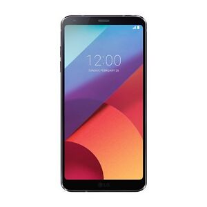 "LG G6 H870DS 64GB 5.7"" w/ 4GB RAM Dual SIM 13MP Factory Unlocked Astro Black"